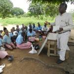 Kids in Kenia